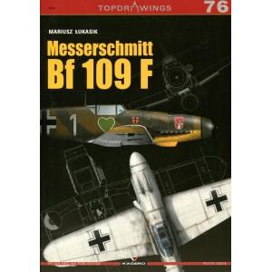 Topdrawings 76: Messerschmitt Bf 109 F
