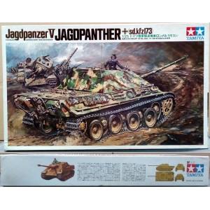 Tank Destroyer Jagdpanther Sd.Kfz.173