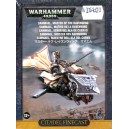 Citadel Finecast: Sammael Master of the Ravenwing
