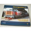Järnvägsbilder 2 - med en återblick på Falkenbergsbanan