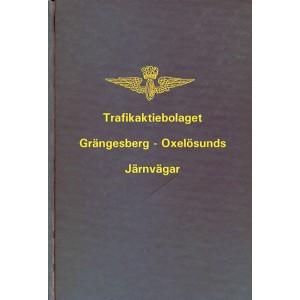 Trafikaktiebolaget Grängesberg - Oxelösunds Järnvägar