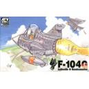 F-104G Luftwaffe / Bundesmarine