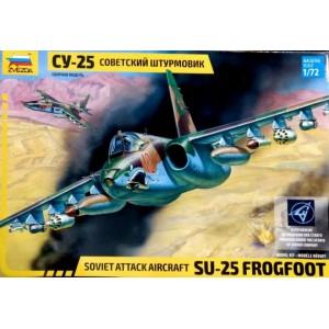 Soviet Attack aircraft Su-25 Frogfoot