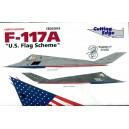 F-117A U.S. Flag Scheme