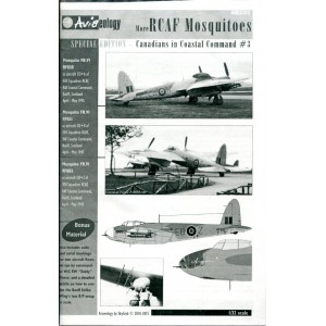 More RCAF Mosquitoes - Canadians in Coastal Command