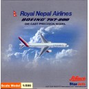 Boeing 757-200 Royal Nepal Airlines