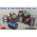 Fuel & Oil Drums