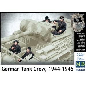German Tank Crew 1944-1945