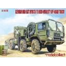 German MAN KAT1 M1013 8*8 High-Mobility Off-Road Truck