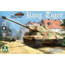 Sd.Kfz.182 King Tiger Porsche Turret w/New Track Parts