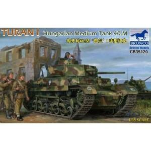 """Hungarian Medium Tank 40.M """"Turan"""" I"""