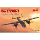 Do 217N-1 WWII German Night Fighter