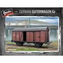 German Güterwagen Gr