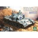 Tiran 4 IDF Medium Tank