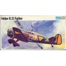 Fokker D21 Fighter