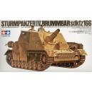 Sturmpanzer IV Brummbar Sd.Kfz.166