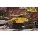 Panzerkampfwagen V Ausf. F Sd. Kfz. 171 Panther F