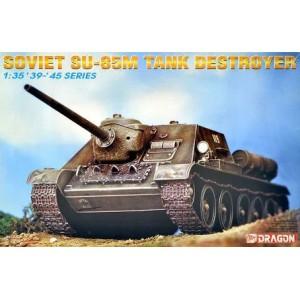 Soviet SU-85M Tank Destroyer