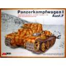 Panzerkampfwagen I Ausf. F VK 18.01