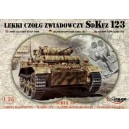 Sd.Kfz. 123 LIGHT RECCE TANK - LUCHS
