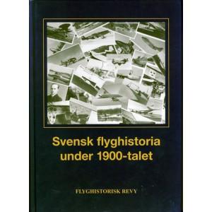 Svensk flyghistoria under 1900-talet