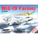 MiG-19 Farmer in Action