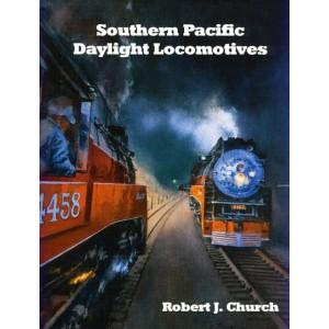 Southern Pacific Daylight Locomotives