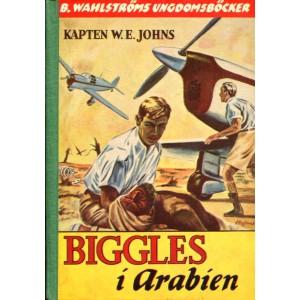 Biggles i Arabien