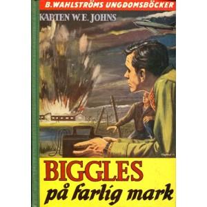 Biggles på farlig mark