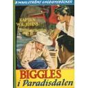 Biggles i Paradisdalen