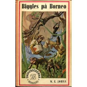 Biggles på Borneo