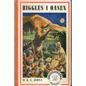 Biggles i oasen