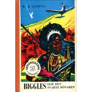Biggles och den svarte rövaren
