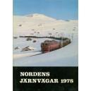 Nordens Järnvägar 1978