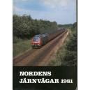 Nordens Järnvägar 1981