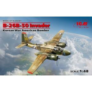 B-26B-50 Invader Korean War American Bomber