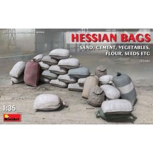 Hessian Bags Sand, Cement, Vegetables, Flour, Seeds, etc.