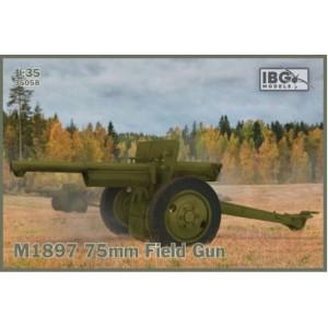M1897 75mm Field Gun
