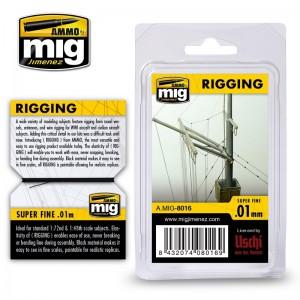 RIGGING – SUPER FINE 0.01 MM
