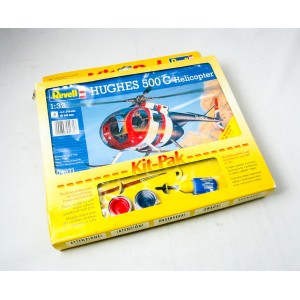Hughes 500C Helicopter Kit-Pak