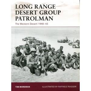 Long Range Desert Group Patrolman
