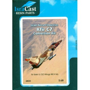 IsraCast Kfir C7 Conversion Set