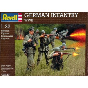 German Infantry WWII