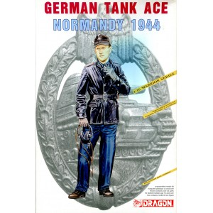 German Tank Ace Normandy 1944