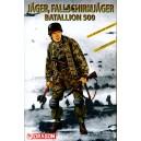Jäger, Fallschirmjäger Batallion 500
