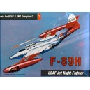 F-89H USAF Jet Night Fighter