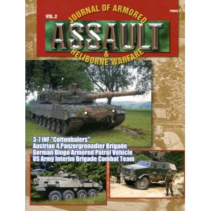 Assault - Journal of Armored & Heliborne Warfare Vol 2