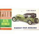 Alfa Romeo T.T. Tourer Table Top Series