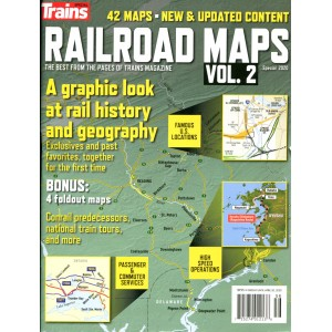 Railroad Maps Vol.2