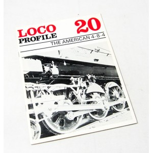 LOCO Profile 20 - The American 4-8-4